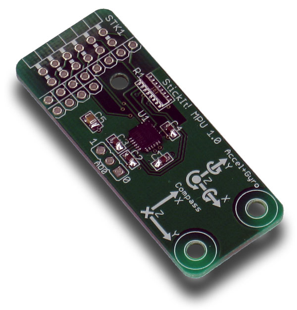 MPU-9150 module