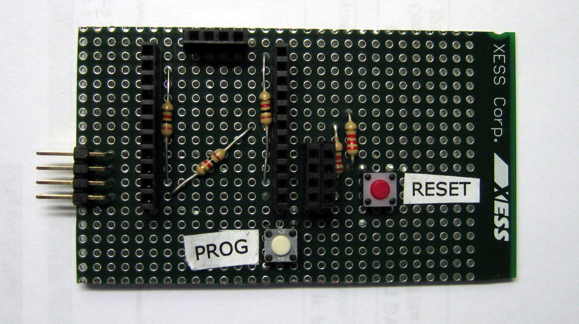 ESP-201 flash programming board.